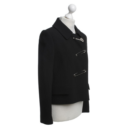 Moschino Jacket in black