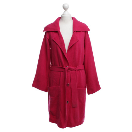 Escada Cardigan in fucsia