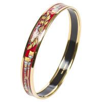 Hermès Bracelet Enamel Bangle