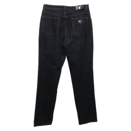 MCM Jeans in nero