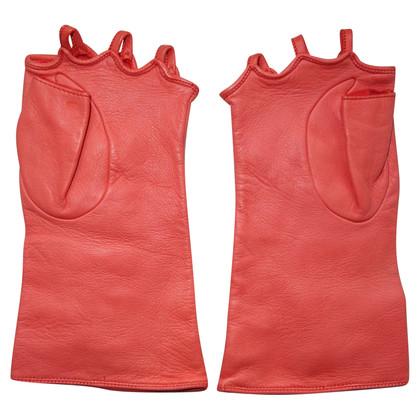 Chanel Zacht leren handschoenen