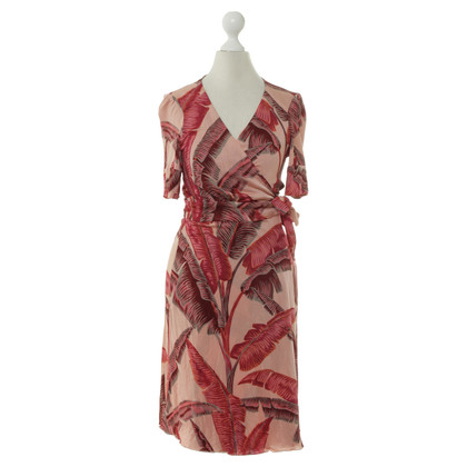 Coast Weber Ahaus Sheets-print wrap dress