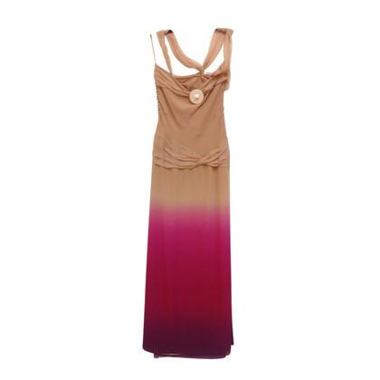 Christian Dior Abendkleid mit Farbverlauf