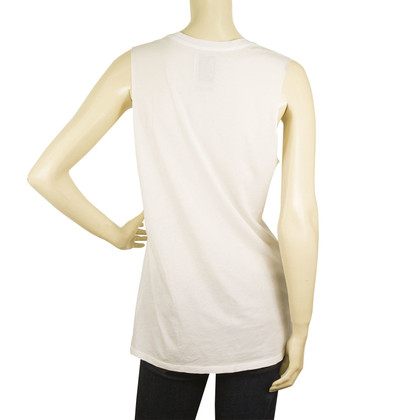 Zoe Karssen White tank Top