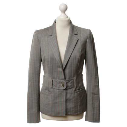 Carolina Herrera Blazer with striped pattern