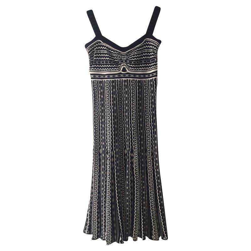 Missoni dress black and white