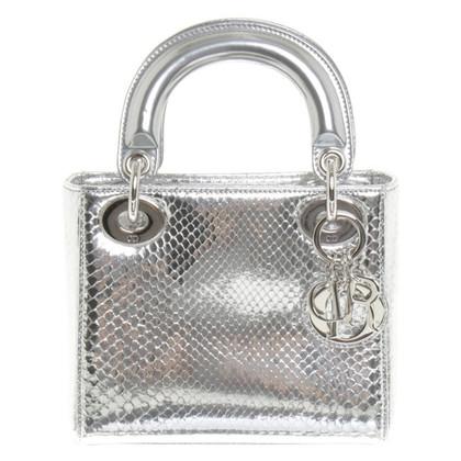 "Christian Dior ""Lady Dior Mini Mirror"""