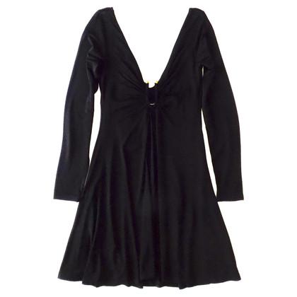 Just Cavalli Zwarte jurk