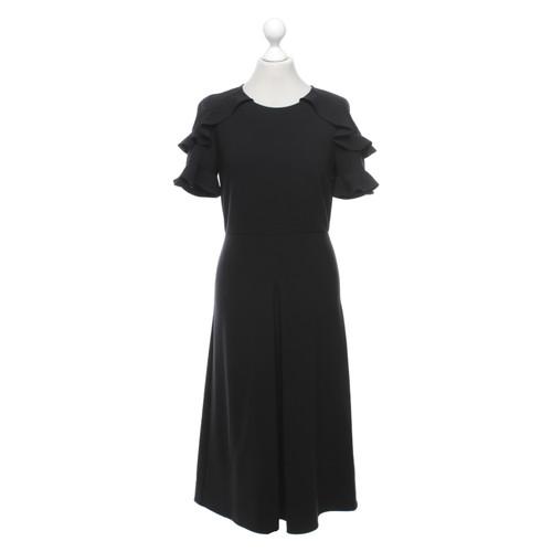 e29e9494fadba Burberry Robe en noir - Acheter Burberry Robe en noir d occasion ...