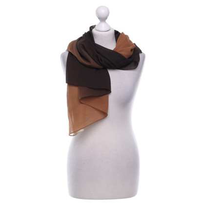 Gucci Scarf in brown / beige