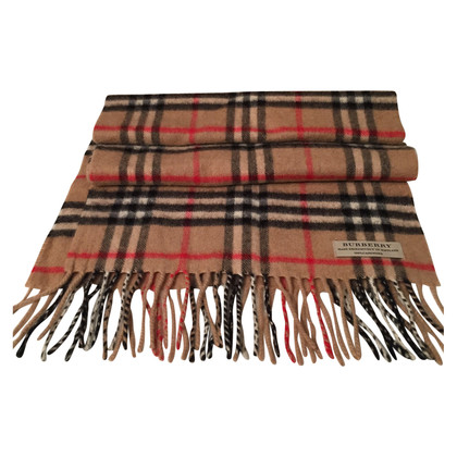 Burberry Sciarpa in cashmere
