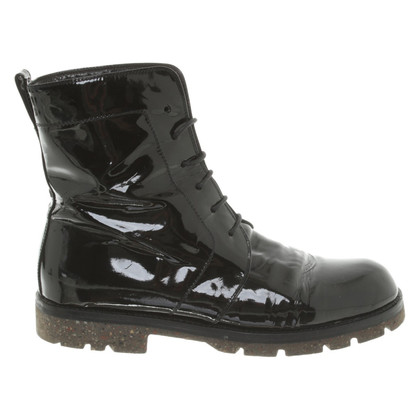 JOOP! Lace Up Patent Leather