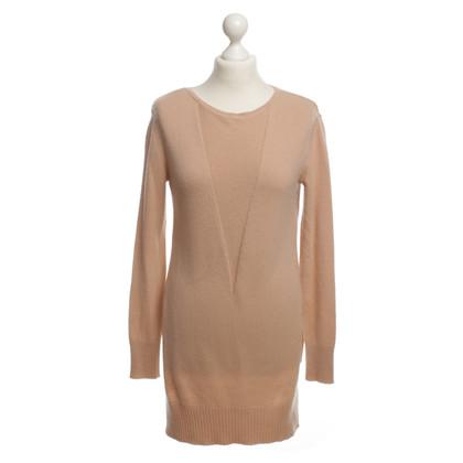 Schumacher Nudefarbener cashmere sweater