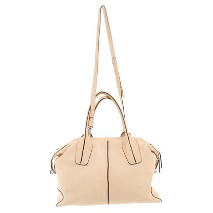 Tod's Handtasche in Beige