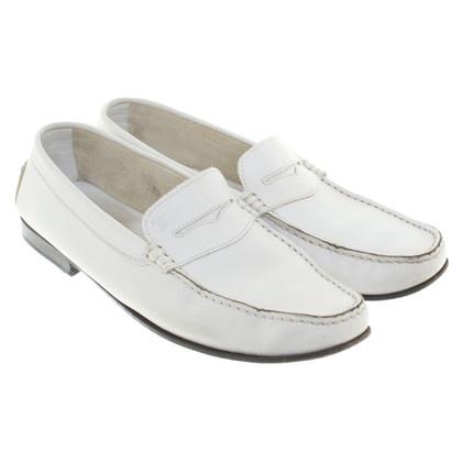 Tod's Slipper in White