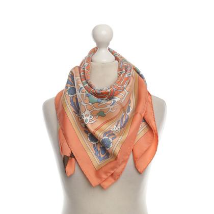 Loewe Silk scarf print