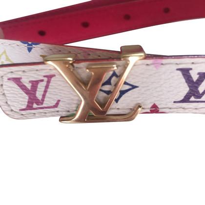 Louis Vuitton riem in Monogram Multicolore