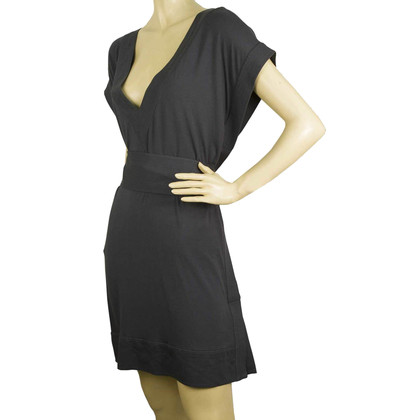 Diane von Furstenberg Gray tunic dress
