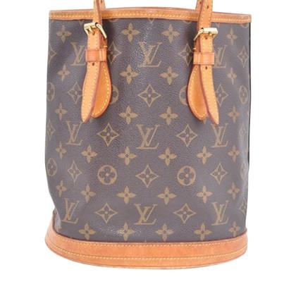 "Louis Vuitton ""Bucket PM Monogram Canvas"""