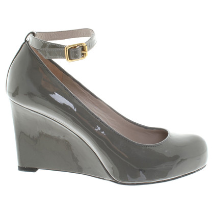 Marc by Marc Jacobs Wedges aus Lackleder
