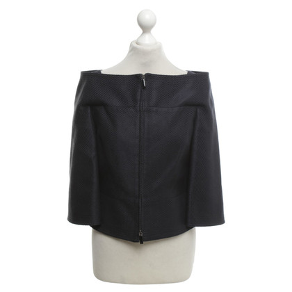 Armani Kort jasje in donkerblauw