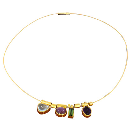 Autres marques Niessing - Collier en or jaune