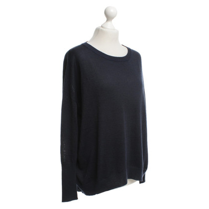 Schumacher Knitted sweater with metal fibers