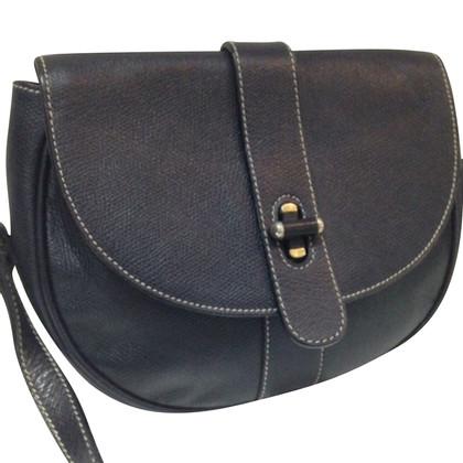Escada Shoulder bag in dark blue