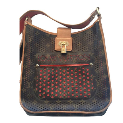 "Louis Vuitton ""Musette Monogram perforated"""