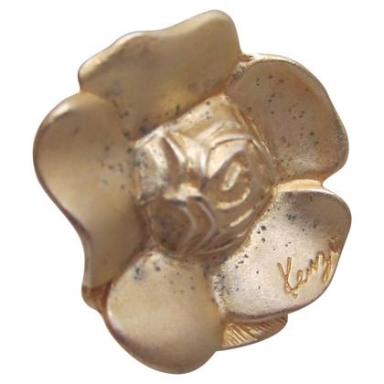 Kenzo Vintage ear clips