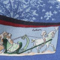 Hermès Scarf in winter design