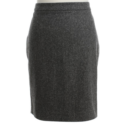 Set skirt in grey