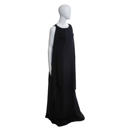 Odeeh Kleid in Dunkelblau