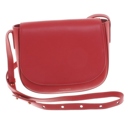 Mansur Gavriel Bag in fucsia