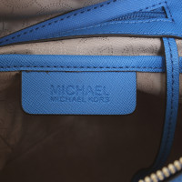 "Michael Kors Handbag ""Jet Set Travel LG Satchel Heritage Blue"""