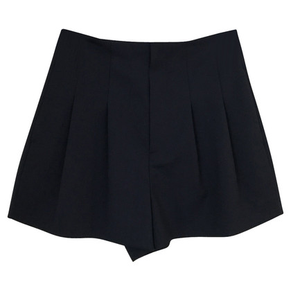 Red Valentino Woolshorts in blue