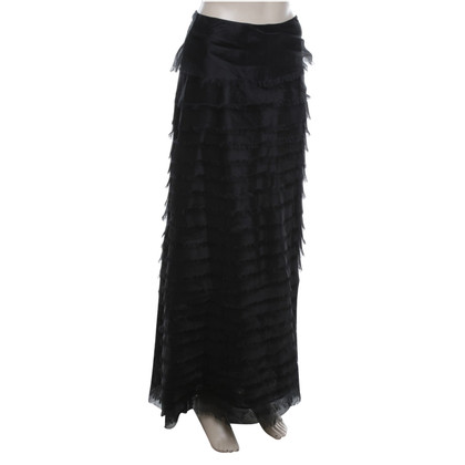 La Perla skirt silk