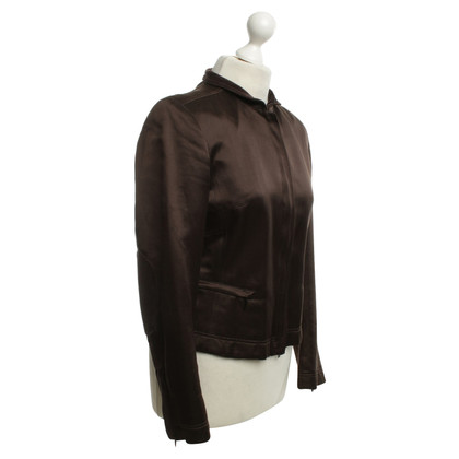 St. Emile Sporty jacket in brown