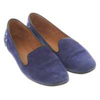 Sandro Loafer from suede