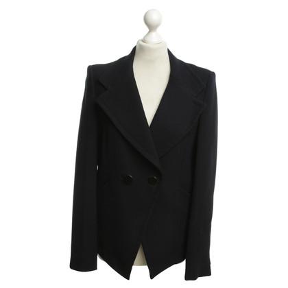 Balenciaga Elegante giacca sportiva in blu