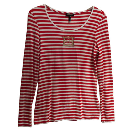 Escada Stripe shirt