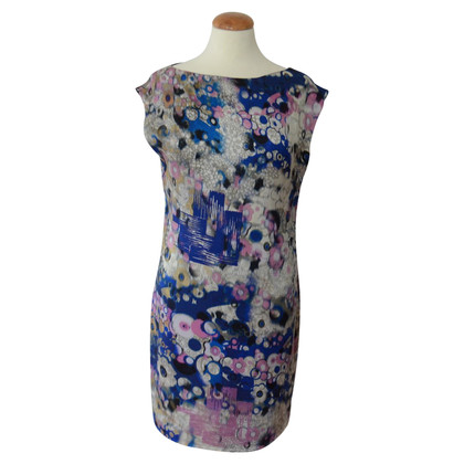 Erdem Silk dress with floral print
