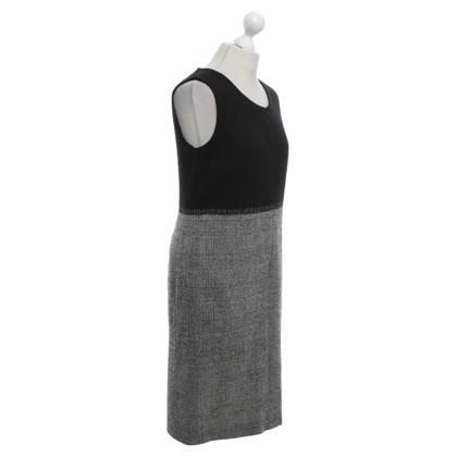 Jil Sander Kleid mit Karo-Muster