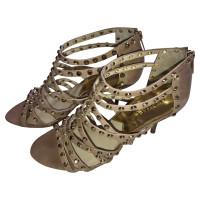 michael kors sandaletten second hand michael kors sandaletten gebraucht kaufen f r 170 00. Black Bedroom Furniture Sets. Home Design Ideas