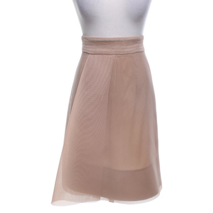 Dorothee Schumacher skirt in Nude