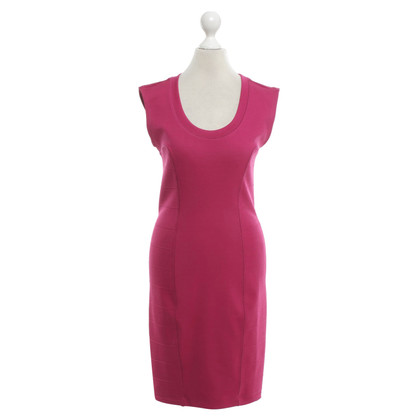 French Connection Dress in fuchsia