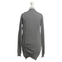 Balenciaga Strickjacke in Grau