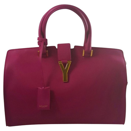 "Yves Saint Laurent ""Cabas Chyc Tote Bag"""