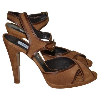 Max Mara Suede sandals