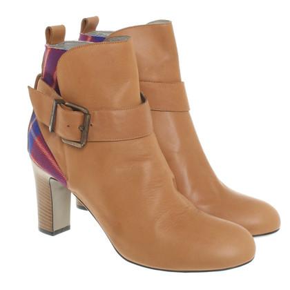 Vivienne Westwood Boots in cognac